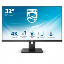 "Philips B Line 328B1/00 LED display 80 cm (31.5"") 3840 x 2160 Pixel 4K Ultra HD Nero"