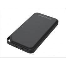 Conceptronic AVIL01B batteria portatile Nero Polimeri di litio (LiPo) 10000 mAh