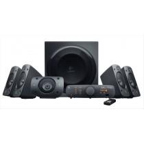 Logitech Z906 5.1canali 500W Nero set di altoparlanti